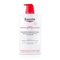 Eucerin pH5 Loción Enriquecida Piel Seca y Sensible (1000 ml)