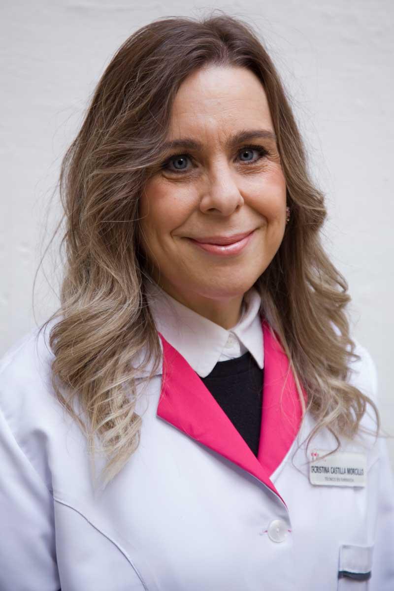 Cristina Castilla Morcillo