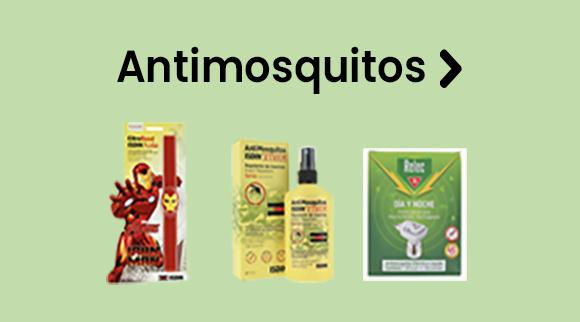 Antimosquitos Farmacia Jubera